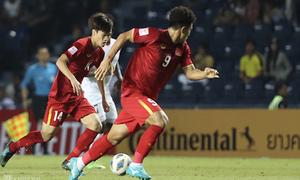 Những khả năng đi tiếp của U23 Việt Nam