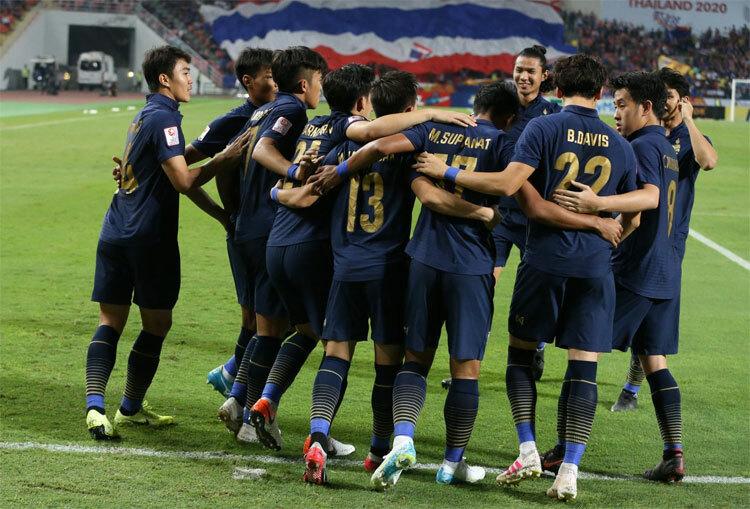 U23 Thái Lan chơi khác hẳn so với SEA Games.