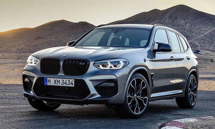 BMW X3 phiên bản M Sport.