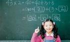 Tôi mệt mỏi khi giải toán lớp 3 cho con