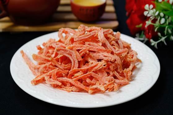 Mứt cà rốt làm không phức tạp, ăn lại ngon.