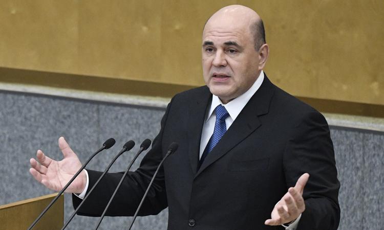 Kỳ vọng kinh tế Putin đặt trên vai tân Thủ tướng