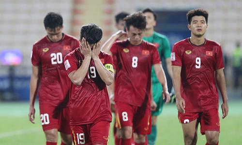 U23 Việt Nam và thất bại sòng phẳng Sea Games 2019 - VnExpress