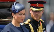 Vợ chồng Harry giữ nguyên đội nhân viên ở Anh