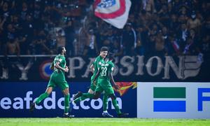 Thái Lan dừng bước ở tứ kết U23 châu Á