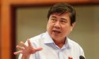 Chủ tịch TP HCM đối thoại lãnh đạo 322 phường, xã
