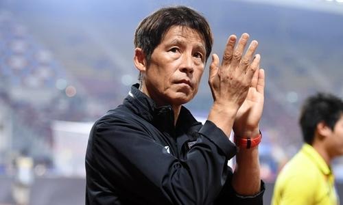 Nishino: 'Thái Lan đã chơi bóng có bản sắc' Sea Games 2019 - VnExpress