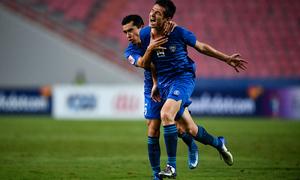 Uzbekistan thắng đậm UAE Sea Games 2019 - VnExpress