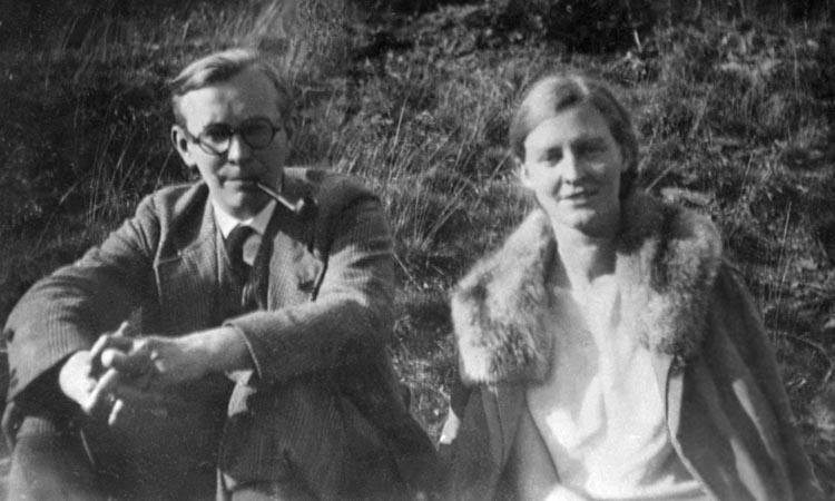 Arvid và Mildred Harnack tại Đức vào năm 1930. Ảnh: UW-Madison.