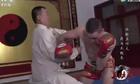 Võ lâm xôn xao vì trận đấu của võ sư Võ Đang với cao thủ Muay Thái