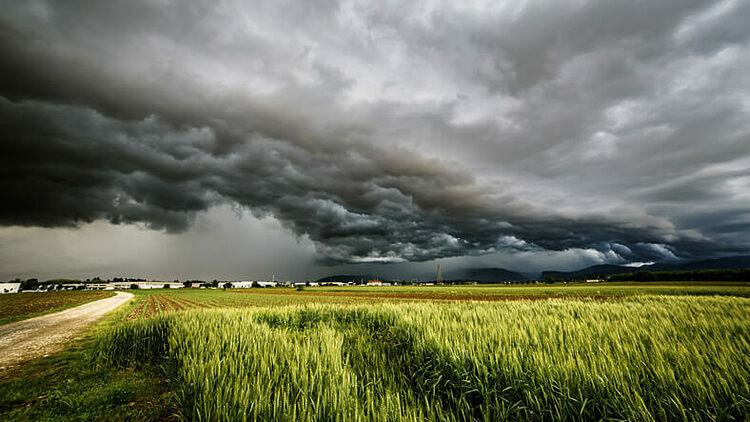 Dự báo thời tiết nhanh chóng sẽ giúp hạn chế tổn thất về con người và tài sản. Ảnh: AP