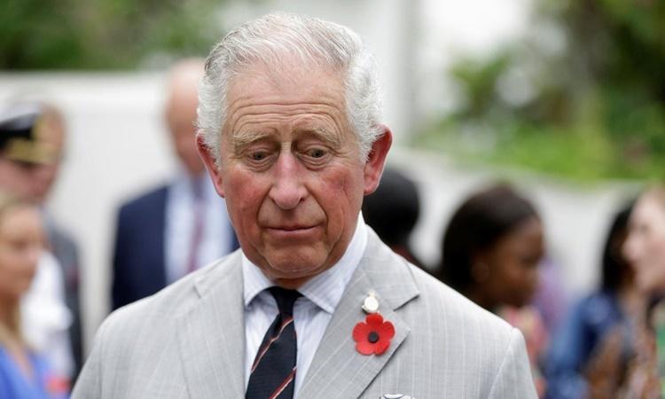 Thái tử Charles tham dự một sự kiện của Hội đồng Anh ở Nigeria hồi năm 2018. Ảnh: Reuters.