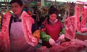 Dân Trung Quốc lo không có thịt lợn ăn Tết