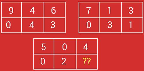 Năm câu đố IQ - 3