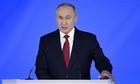 Putin 'phủ sương mù' lên chính trường
