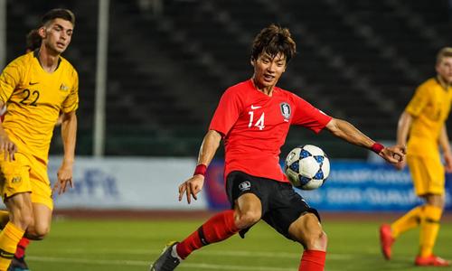 Australia - Hàn Quốc và trận chiến vì vé dự Olympic - U23 Châu Á 2020