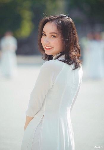 Nguyễn Hoàng Minh Khuê. Ảnh: Nhân vật cung cấp