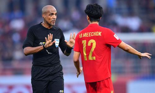 AFC phản bác Thái Lan Sea Games 2019 - VnExpress