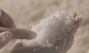 Quy trình sản xuất muối sạch Bạc Liêu