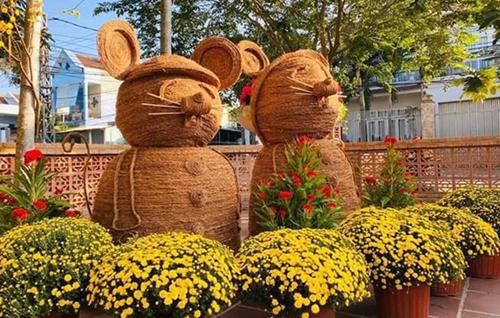 Biểu cảm hài hước của những chú chuột năm Canh Tý - 6