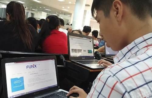 Nhiều học sinh THPT hào hứng thử sức với chương trình học CNTT của FUNiX.