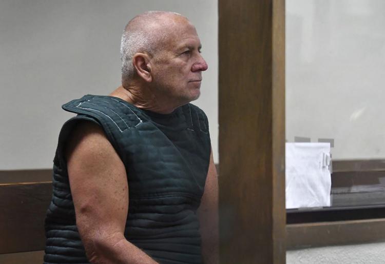 Robert Eugene Koehler khẳng định không phạm tội. Ảnh: Tim Shortt/Florida Today.