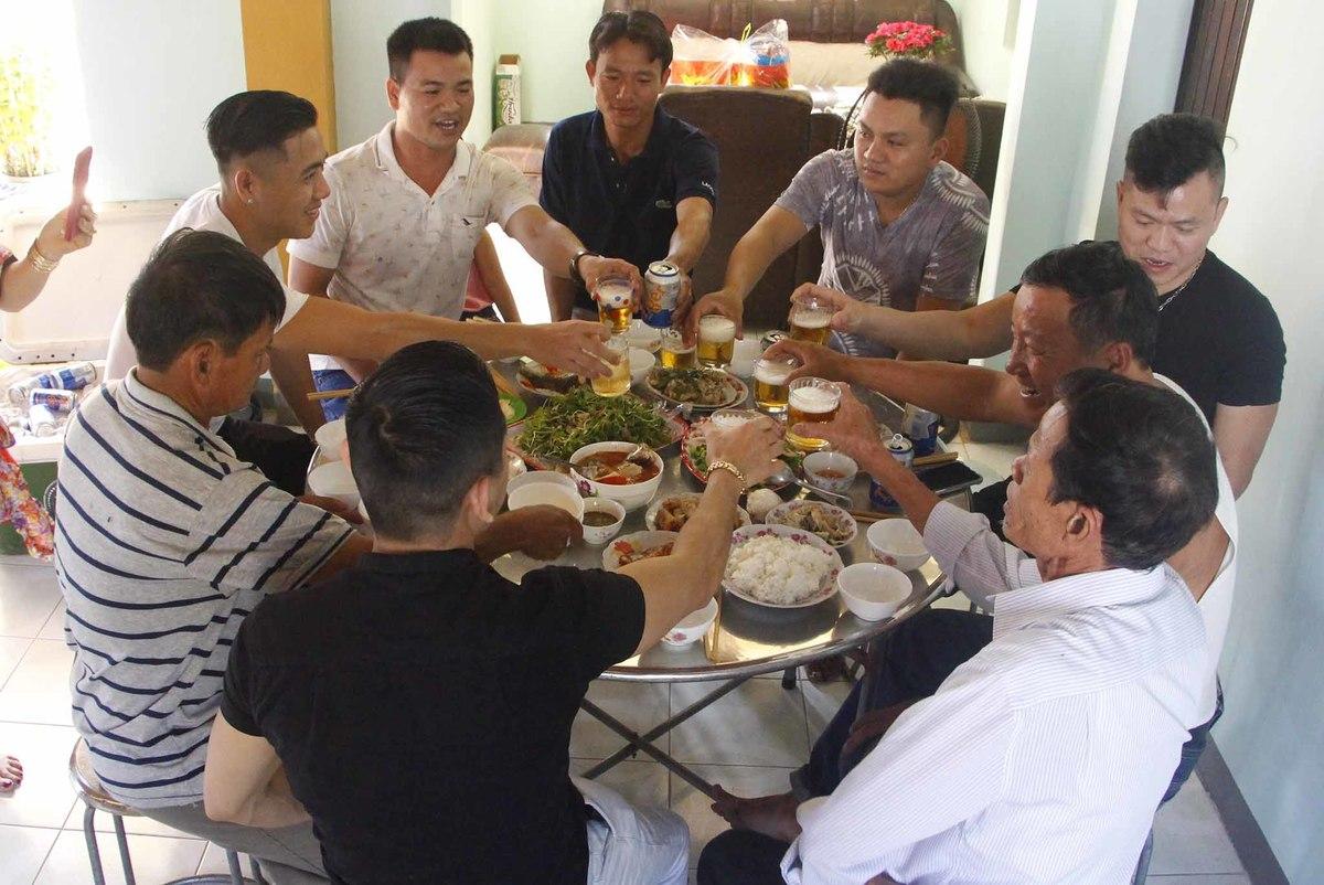 Lễ cúng tất niên của một gia đình người Huế