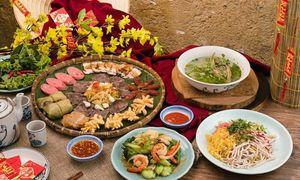 5 món ăn đặc trưng miền Trung ngày tết