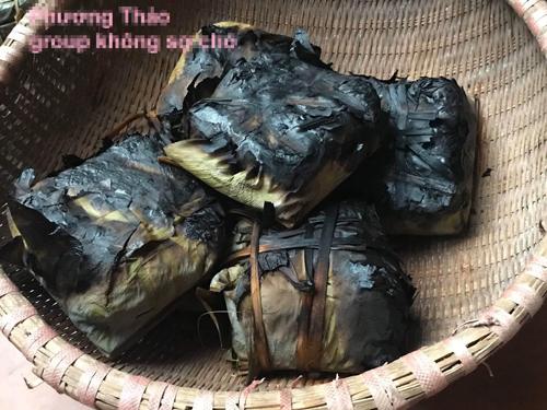 Bánh chưng cháy đen khi luộc - 3