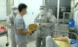 Cả nước chống lây nhiễm viêm phổi Vũ Hán
