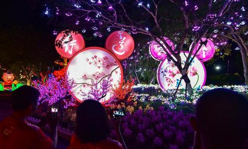 Thế giới đón năm mới Canh Tý
