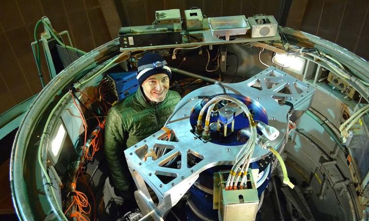 Công cụ mới giúp NASA nghiên cứu ngoại hành tinh