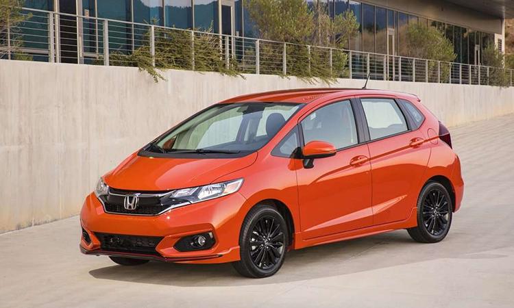 Honda Fit (Jazz)