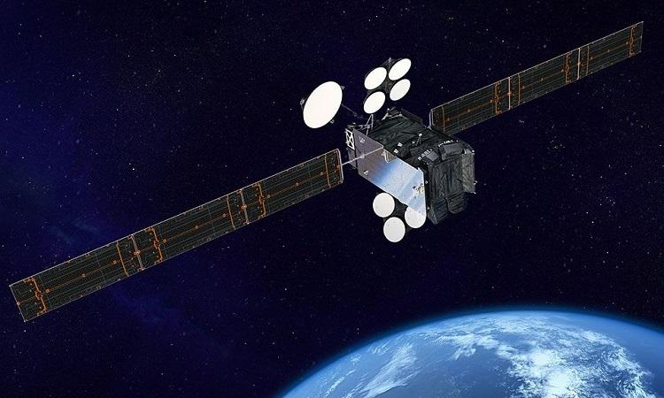 Vệ tinh  Spaceway-1. Ảnh: Live Science.