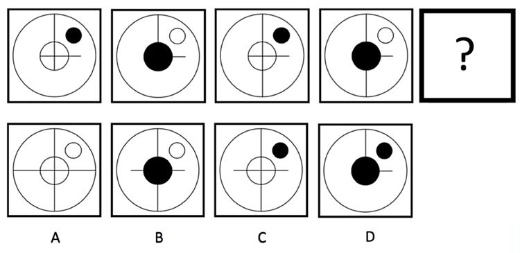 Kiểm tra IQ với năm câu đố hình học - 2