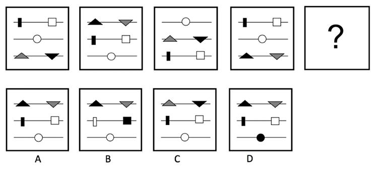 Kiểm tra IQ với năm câu đố hình học - 4