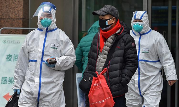 Nhật, Hàn sơ tán công dân khỏi Vũ Hán