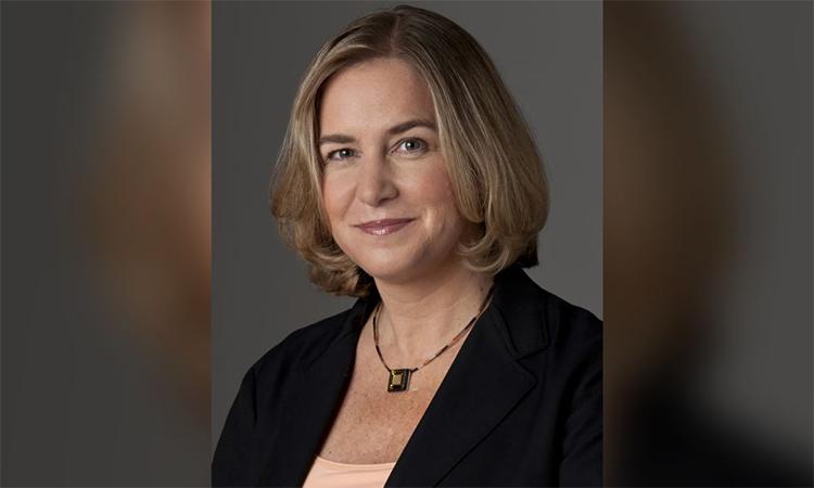 Phóng viên đài NPR Michele Kelemen. Ảnh: NPR.