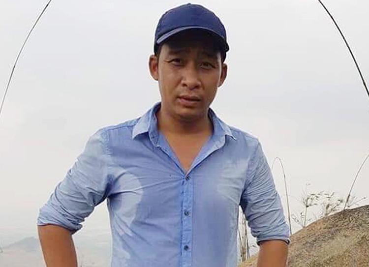 Nghi can Lê Quốc Tuấn.