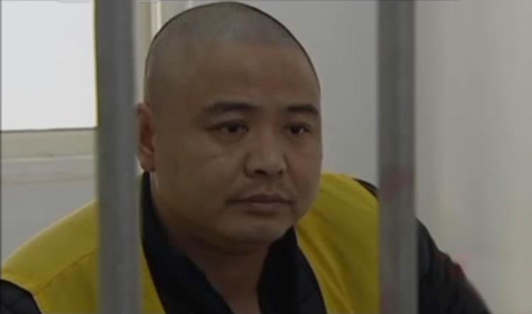 Dương Quân, cha đẻ thai nhi. Ảnh: CCTV.
