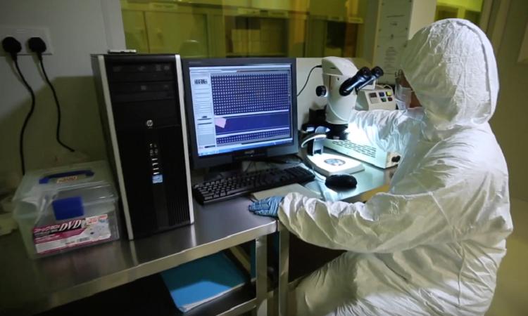 Phòng thí nghiệmVLSI (AMS-VLSI) là đơn vị phát triển công nghệ chip. Ảnh: UM.