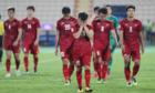 U23 Việt Nam đã trở về mặt đất