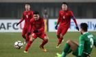 U23 Việt Nam vượt trội hơn Triều Tiên, Jordan, UAE