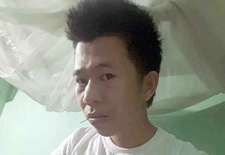 Nghi phạm Nguyễn Văn Cảnh.