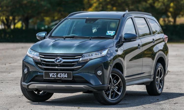 10 xe bán chạy nhất Malaysia - 70% là hàng nội địa - 5
