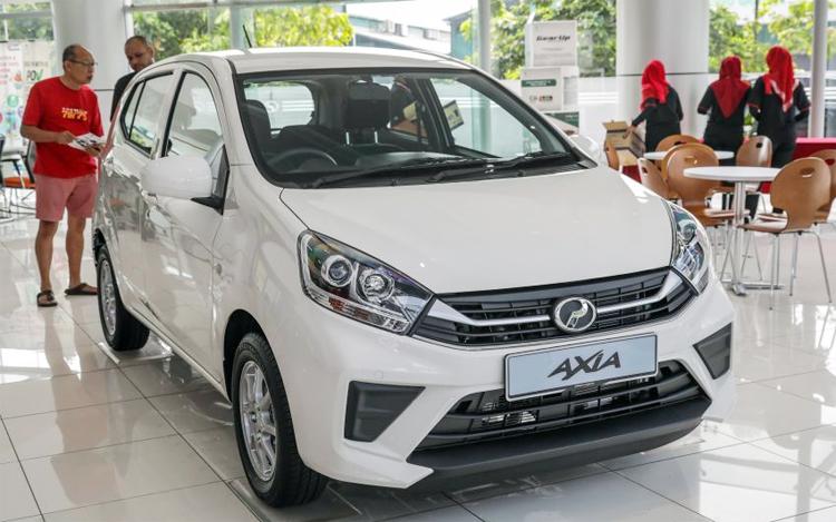 10 xe bán chạy nhất Malaysia - 70% là hàng nội địa - 1