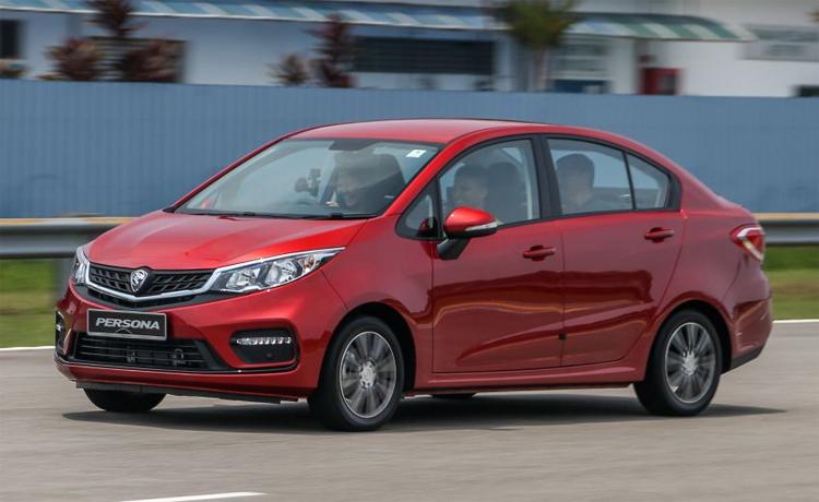 10 xe bán chạy nhất Malaysia - 70% là hàng nội địa - 8