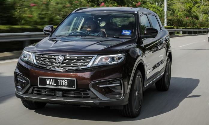 10 xe bán chạy nhất Malaysia - 70% là hàng nội địa - 6