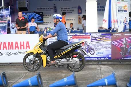 Yamaha Sirius tại Việt Nam.
