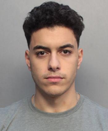 Karim Fathi Ellaisy. Ảnh: Miami-Dade Corrections & Rehabilitation.